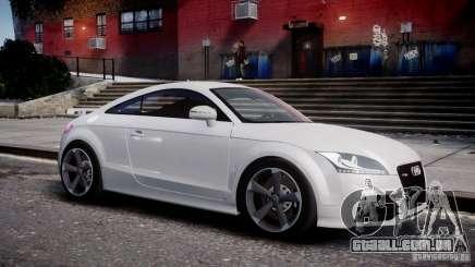 Audi TT RS 2010 para GTA 4