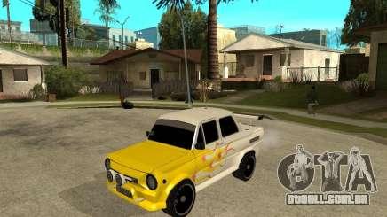 ZAZ 968M tûningovanyj para GTA San Andreas