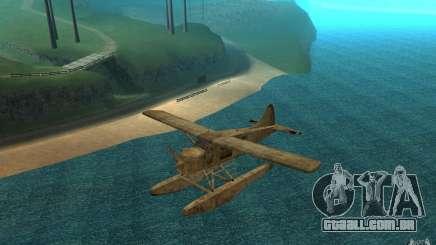 De Havilliand Beaver DHC2 para GTA San Andreas