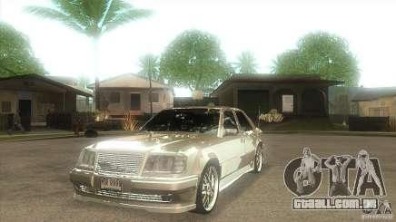 Mercedes-Benz E500 VIP Class para GTA San Andreas