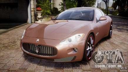 Maserati GranTurismo v1.0 para GTA 4