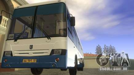 11 Nefaz-5299-32 para GTA San Andreas