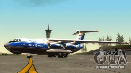 IL 76 m Aeroflot para GTA San Andreas