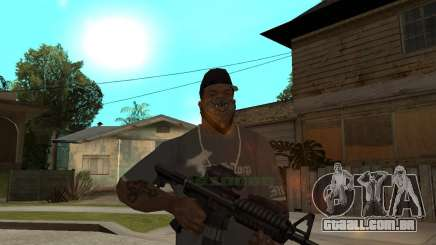 M16 de alta qualidade para GTA San Andreas
