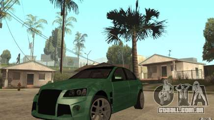 Holden Commodore 2010 para GTA San Andreas