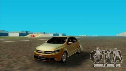 Volkswagen Voyage Comfortline 1.6 2009 para GTA San Andreas