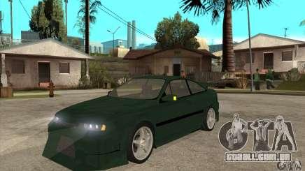 Opel Calibra para GTA San Andreas