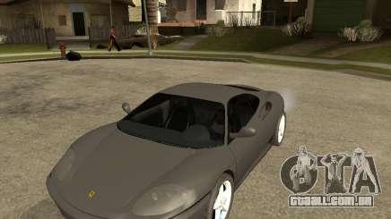 Ferrari 360 modena TUNEABLE para GTA San Andreas