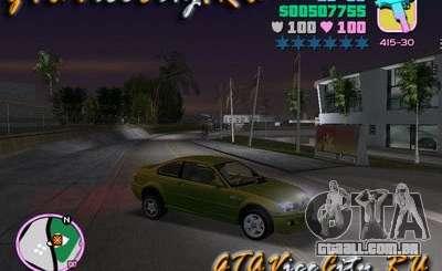 BMW M3 E46 para GTA Vice City