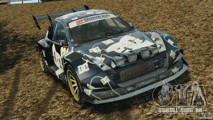 Colin McRae BFGoodrich Rallycross para GTA 4
