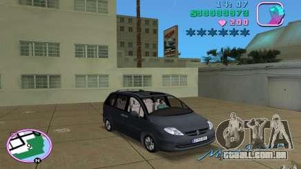 Citroen C8 para GTA Vice City