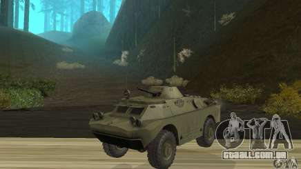 BRDM-2 Standard Edition para GTA San Andreas