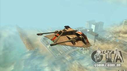 T-47 Snowspeeder para GTA San Andreas