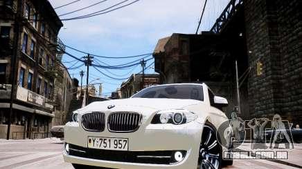 BMW 525i Touring para GTA 4