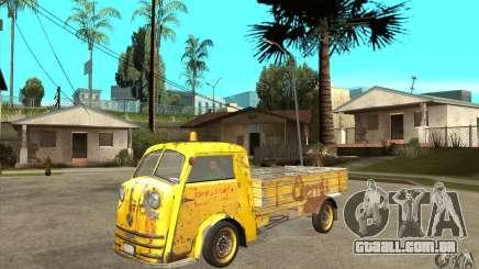 Tempo Matador 1952 Bus Barn version 1.1 para GTA San Andreas