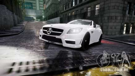 Mercedes SLK 2012 para GTA 4