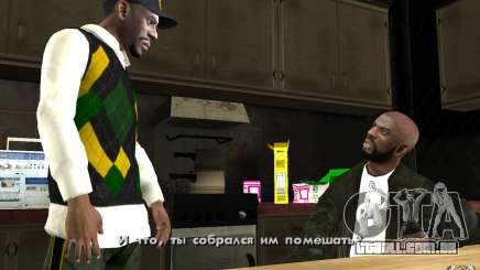 New Sweet para GTA San Andreas