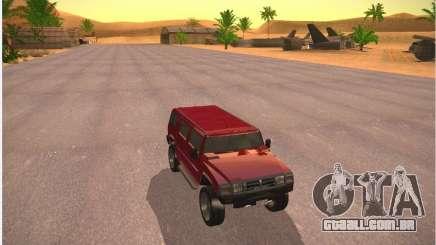 Patriota do GTA 4 para GTA San Andreas