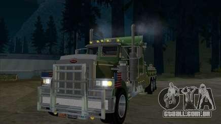 Peterbilt 379 Wrecker para GTA San Andreas