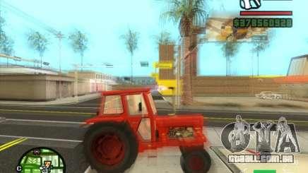 Trator para GTA San Andreas