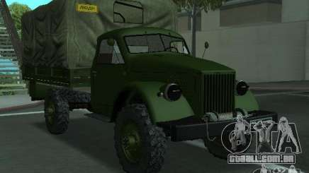 GÁS 63A para GTA San Andreas