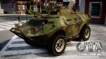 Camo APC para GTA 4