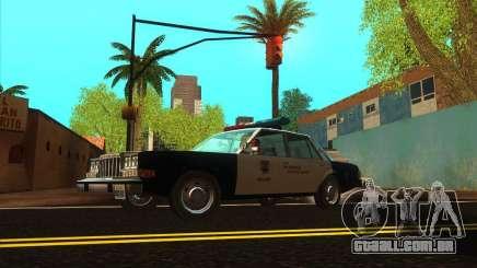 Dodge Diplomat 1985 LAPD Police para GTA San Andreas