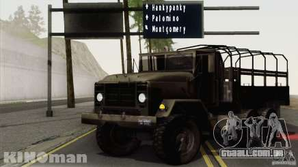 AM General m-939A2 1983 para GTA San Andreas
