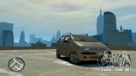 Daewoo Matiz Style 2000 para GTA 4