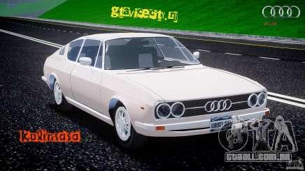 Audi 100 Coupe S para GTA 4