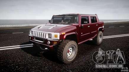Hummer H2 4x4 OffRoad v.2.0 para GTA 4