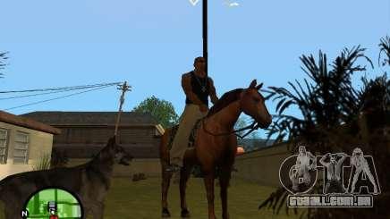 Animais em GTA San Andreas 2.0 para GTA San Andreas