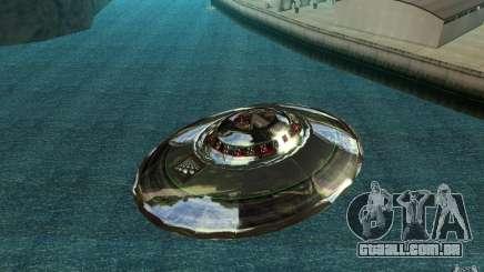 Real UFO para GTA San Andreas