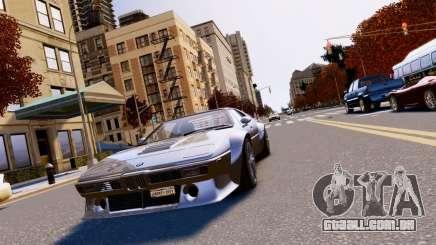 BMW M1 EPM v2.0 para GTA 4