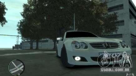 Mercedes-Benz SL 500 2006 para GTA 4