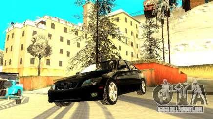 Lexus IS300 para GTA San Andreas