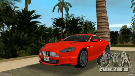 Aston Martin DBS V12 para GTA Vice City