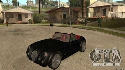 Wiesmann Roadster MF3 para GTA San Andreas