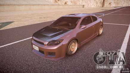 Toyota Scion TC 2.4 Tuning Edition para GTA 4