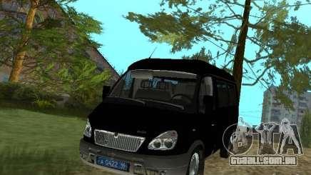 GAZ 2217 FSB para GTA San Andreas