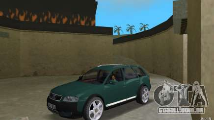 Audi Allroad Quattro para GTA Vice City