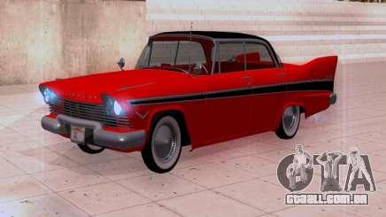 Plymouth Belvedere Sport Sedan 1957 para GTA San Andreas