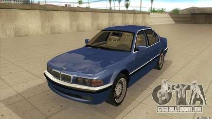 BMW 750iL 1995 para GTA San Andreas