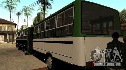 Trailer de IKARUS 280 33 m para GTA San Andreas