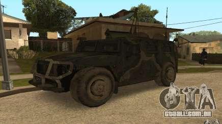 Gaz 2975 Tiger para GTA San Andreas