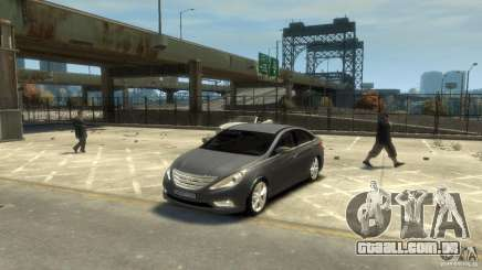 Hyundai Sonata para GTA 4