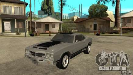 Sabre de GTA 4 para GTA San Andreas