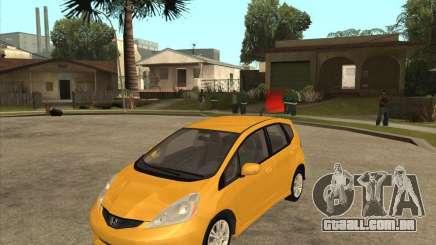 Honda Jazz (Fit) para GTA San Andreas