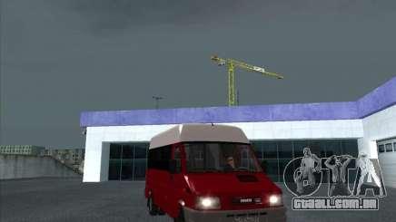 Iveco TurboDaily 35-10 para GTA San Andreas