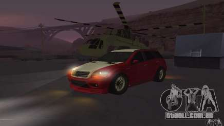 Serrano do GTA EFLC para GTA San Andreas
